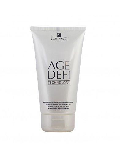 Fauvert Professionnel - Age Defi Masque (Coenzymes Q10+, Huile d'Argan) - Soin - 150 Ml