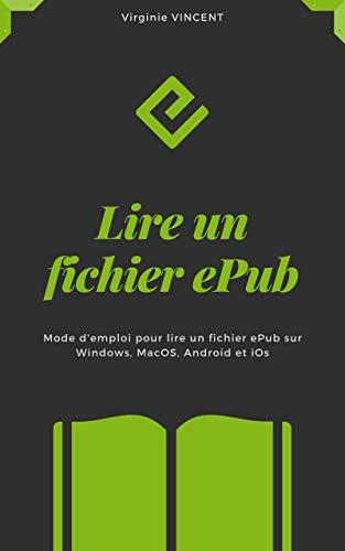 Couverture du livre Lire un fichier ePub