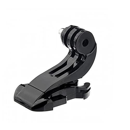 NewIncorrupt 1PCS J-Hook Buckle Surface Mount per Xiaomi Yi SJCAM SJ4000 SJ5000 SJ7000 per Gopro 7 6 5 4 3 Action Camera