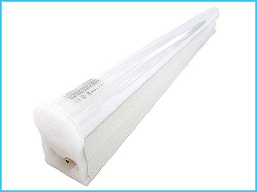 LED plafondlamp T5 30 cm 4 W 220 V warm wit verzonken lamp uittrekbaar tot 20 stuks