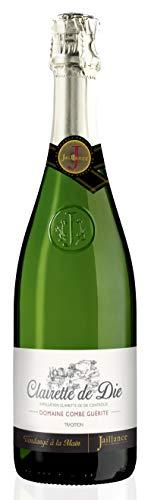 [Amazon限定ブランド]【マスカットや柑橘類のようなフルーティーな香りが特徴な】 ジャイアンス クレレット・ド・ディー トラディシオン ドメーヌ・コンブ・ゲリテ 750ml [フランス/スパークリングワイン/やや甘口/Curator's Choice]