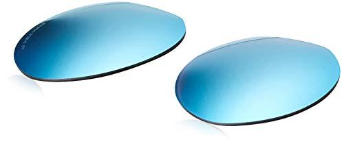 Oakley AOO9438LS Clifden Sport Replacement Sunglass Lenses, Prizm Deep Water Iridium Polarized, 56 mm
