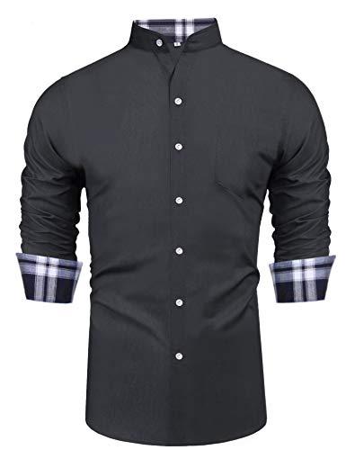 Amazon Brand - Goodthreads Men's Standard-Fit Linen Blazer, Denim, Small