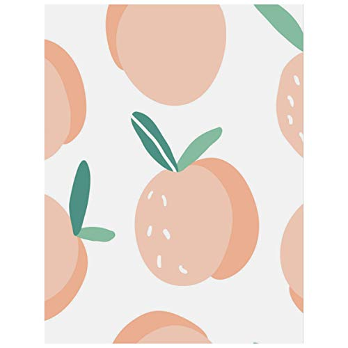 5d Diy Diamond Art Kits para adultos Doodle Peach Patrón sin costuras Vector Pintura de diamante para niños Pinturas de diamantes Punto de cruz Taladro completo Artesanía Lienzo Decoración de pared