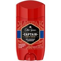 Old Spice Spring new work Anti-Perspirant 5 ☆ very popular and Deodorant Stick Captain 2.6 oz