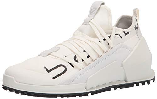 ECCO Herren Biom 2.0 Hiking Shoe Laufen, Bright White, 42 EU