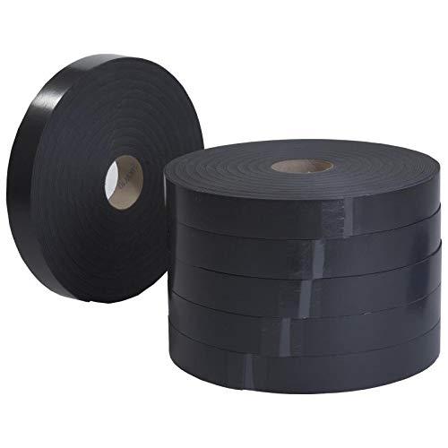 6 Rollen Nageldichtband/Trennwandband 50mm x 20m Tackerband Dichtband Nagelband für Unterspannbahn und Ständerwerkprofil