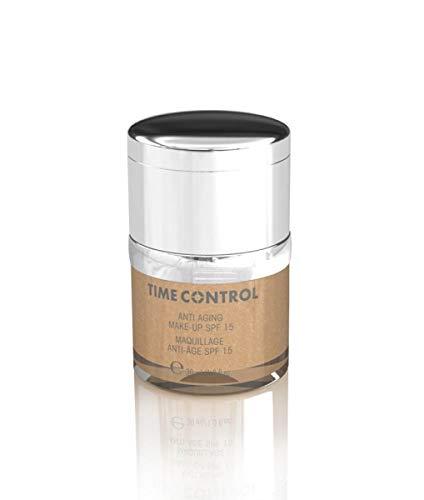 être belle Time Control System Anti Aging Concealer +Make-up SPF 15, 30 ml - verfeinert das Hautrelief und verbessert Elastizität (Nr. 03)