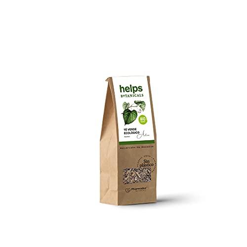 HELPS INFUSIONES - Té Verde A Granel...