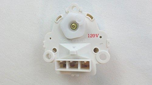 DC31-00090B - Samsung Washing Machine Motor Drain-Clutch