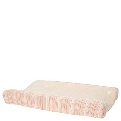Koeka - Wickelauflagenbezug Maui - Baby Bezug Für Wickelauflage - Abwaschbar - Baumwolle - Bronze - 45X73 Cm