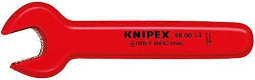 KNIPEX Maulschlüssel 1000V-isoliert 98 00 13