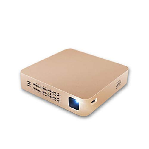 Proyector, Pocket Theater Home Smart Pico, teléfono móvil inalámbrico con pantalla PS4, HDMI, VGA, TF, AV y USB