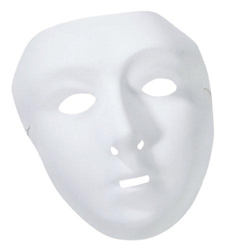 Generique - Masque Blanc Enfant