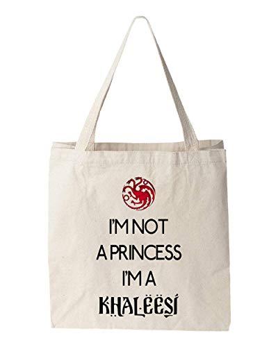 I'm Not A Princess I'm A Khaleesi Game Of Thrones Bolso de mano