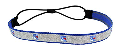 NHL New York Rangers Haarband, elastisch