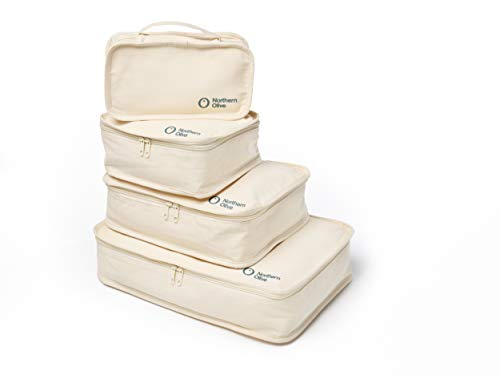 Eco-Friendly Packing Cubes