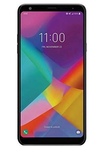 LG STYLO 5+ Plus 32GB Q720AM AT&T Unlocked - GSM (Aurora Black) (Renewed)