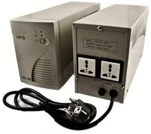 VUPS-500 Uninterruptible Power Supply UPS Battery Backup System 500 Watt for 220/240 Volt Countries