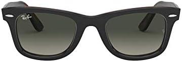 Ray Ban RB2140 Original Wayfarer Sunglasses Tortoise on Grey Grey Gradient 50 mm product image