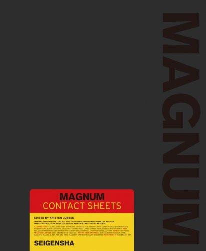 MAGNUM CONTACT SHEETS(マグナム・コンタクトシート) 写真家の眼―フィルムに残された生の痕跡