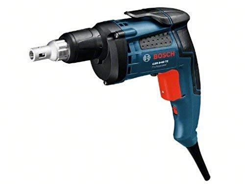 BOSCH 0601445200, Atornillador (GSR 6-60 TE, 701 W. 6000 rpm, Tornillo 6 mm)