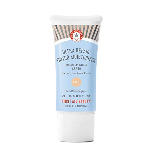 Price comparison product image First Aid Beauty Ultra Repair Tinted Moisturizer,  Light