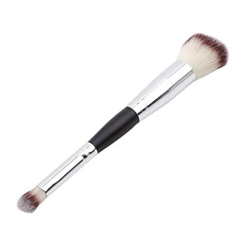 Mvude Pinceau à Maquillage à Double extrémité