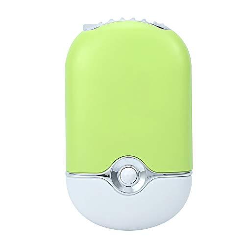 Mini ventilador portátil personal, ventilador de aire acondicionado eléctrico, ventilador refrigeración de...