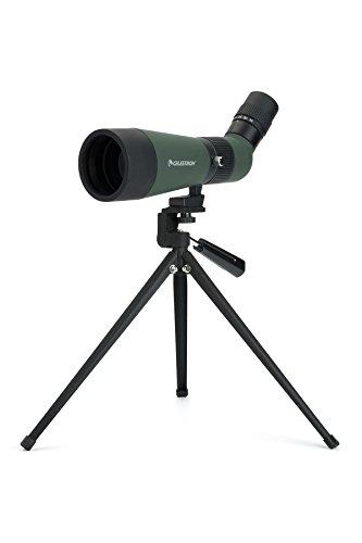 Celestron 52322 12-36 x 60 Landscout Spotting Scope - Green