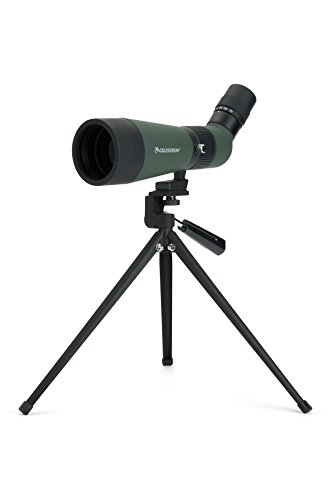 Celestron 52322 Landscout 12-36x60 Spotting Scope (Army Green)