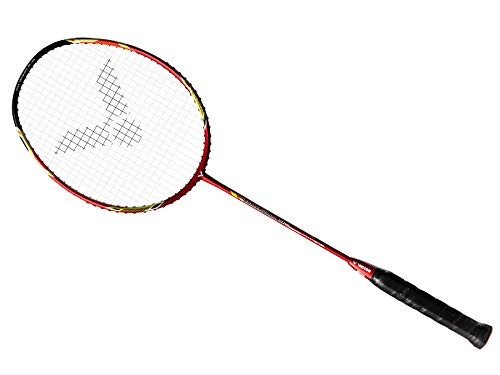 Victor Bravesword 50L (BRS-50L) (Swift Force) Speed Series G5 Professional Light and High Tension Badminton Racket