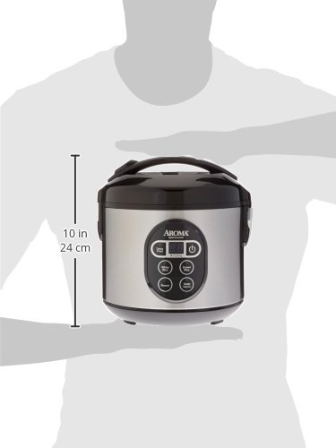 Product Image 10: Aroma Housewares 8-Cup (cooked)/ 2 Quart Digital Cool-Touch Rice Cooker & Food Steamer