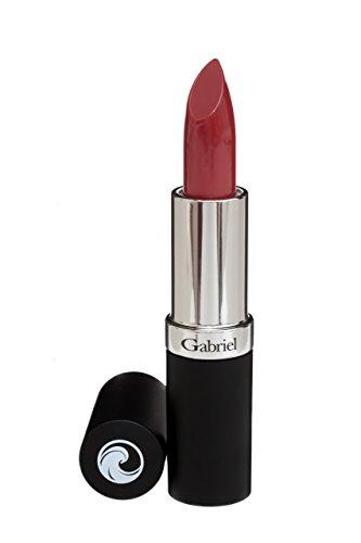 Gabriel Cosmetics, Lipstick (Raisin), 0.13 Ounce, Lipstick, Natural, Paraben Free, Vegan, Gluten-free,Cruelty-free, Non GMO, long lasting, Infused with Jojoba Seed Oil and Aloe