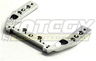 Integy RC Model Hop-ups T8314SILVER Front Upper Chassis Brace for Mini-LST