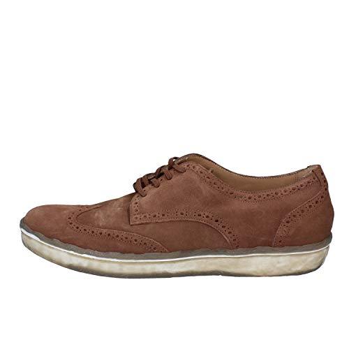 ROBERTO BOTTICELLI LIMITED Zapatos Elegantes Hombre Gamuza marrón