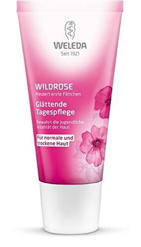 Weleda Wildrose Glättende Tagespflege, 2er Pack (2 x 7 ml)