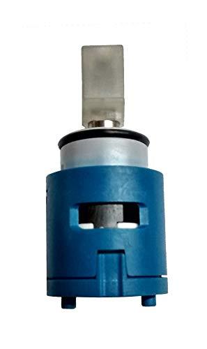 Cartuccia rubinetto miscelatore 25 mm ricambio miscelatore minimal