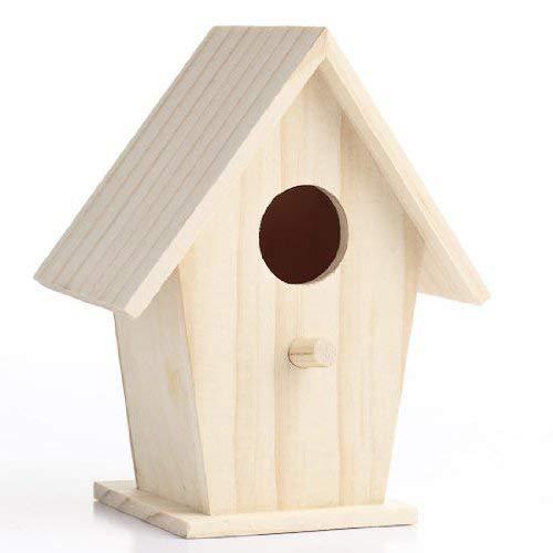 craft bird houses - 3