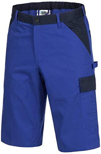 ACE Handyman Männer-Arbeitshosen - Cargo-Shorts für die Arbeit - Blau - 56