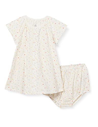 Petit Bateau Vestido para Bebés