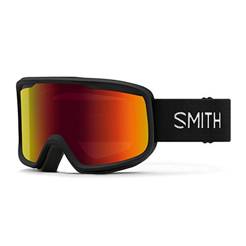 Smith Frontier Skibrille für Herren, Schwarz, Medium