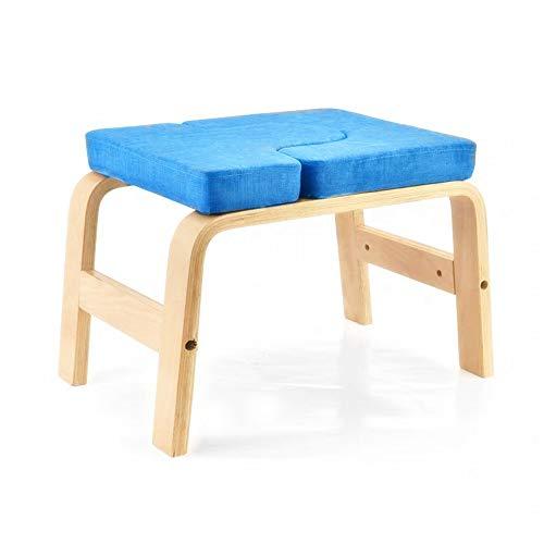 Yamyannie Tabla de Inversión Yoga inversor multifunción inversor máquina de Yoga Invertida Soporte Equipo de Inversión (Color : Azul, Size : 38x54x38cm)
