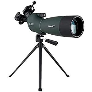 SVBONY spotting scope under 100