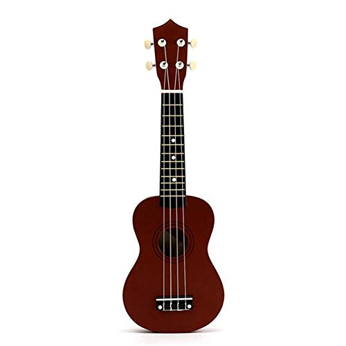 Guitarra Clásica Escuela Hawaii 21 Pulgadas Guitarra Acústica 4 Cuerda Ukelele Soprano Tilo Pequeños Juguetes De Instrumentos Musicales For Los Niños De Los Estudiantes (Color : C9-21inch)