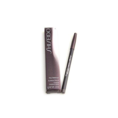 Shiseido The Makeup, Eyeliner Pencil 8 grey, 1er Pack (1 x 1 g)