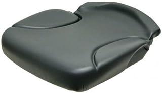 Seat Cushion - Bottom Gray Vinyl Skid Steer Compatible with Bobcat 864 S205 873 S300 863 T200 T180 S220 T190 S175 T250 773 S150 763 S185 T140 S130 T300 S160 John Deere 328 260 270 325 315 240 250 320