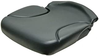Seat Cushion - Bottom Gray Vinyl Skid Steer Compatible with Bobcat 864 T250 773 873 S300 S150 763 S185 T140 863 T200 T180 S220 S205 S130 T300 S160 T190 S175 John Deere 325 328 260 315 270 240 250 320