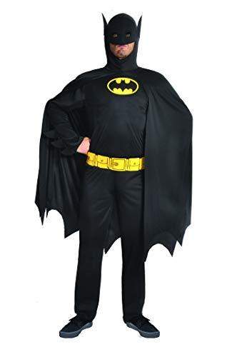 Ciao-Batman Dark Knight Costume Adulto Originale DC Comics (Taglia, Colore, 11673.L
