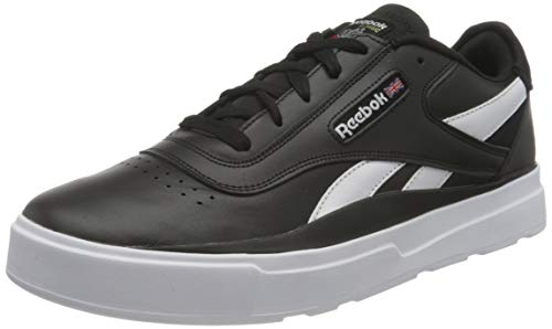 Reebok Herren Legacy Court Tennis Shoe, Black/Black/White, 45 EU